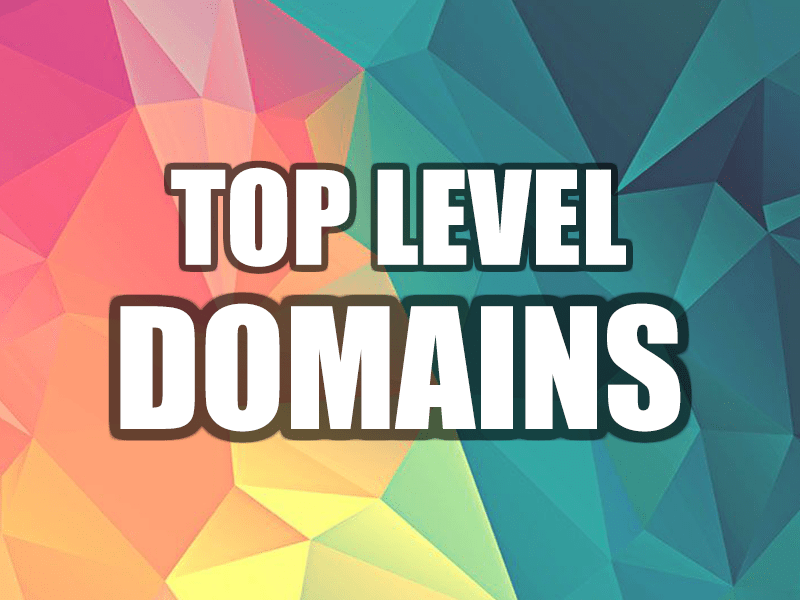 Top Level Domain Names Australia