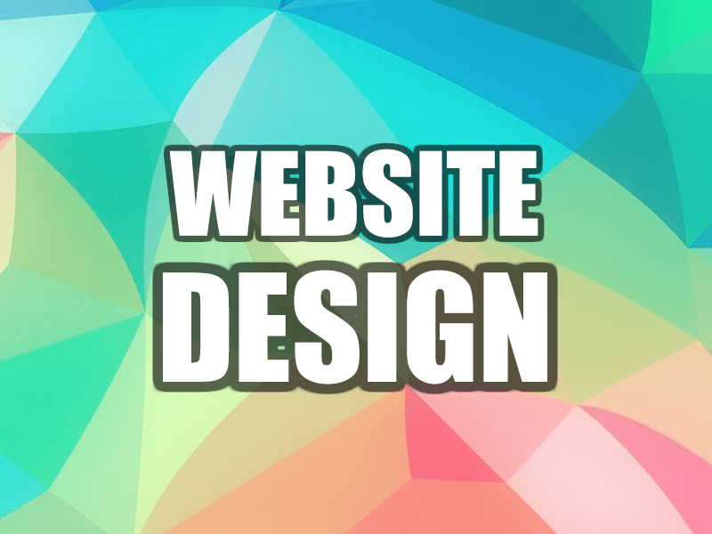 Website Design at Pacific Domains